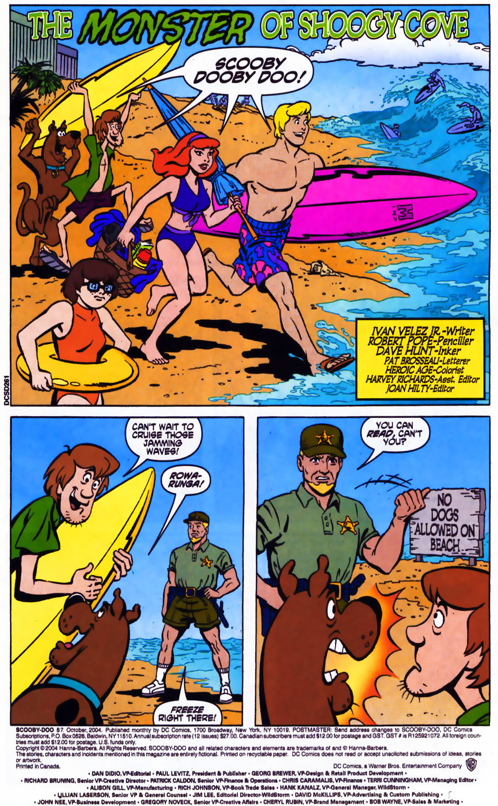 Read online Scooby-Doo (1997) comic -  Issue #87 - 2