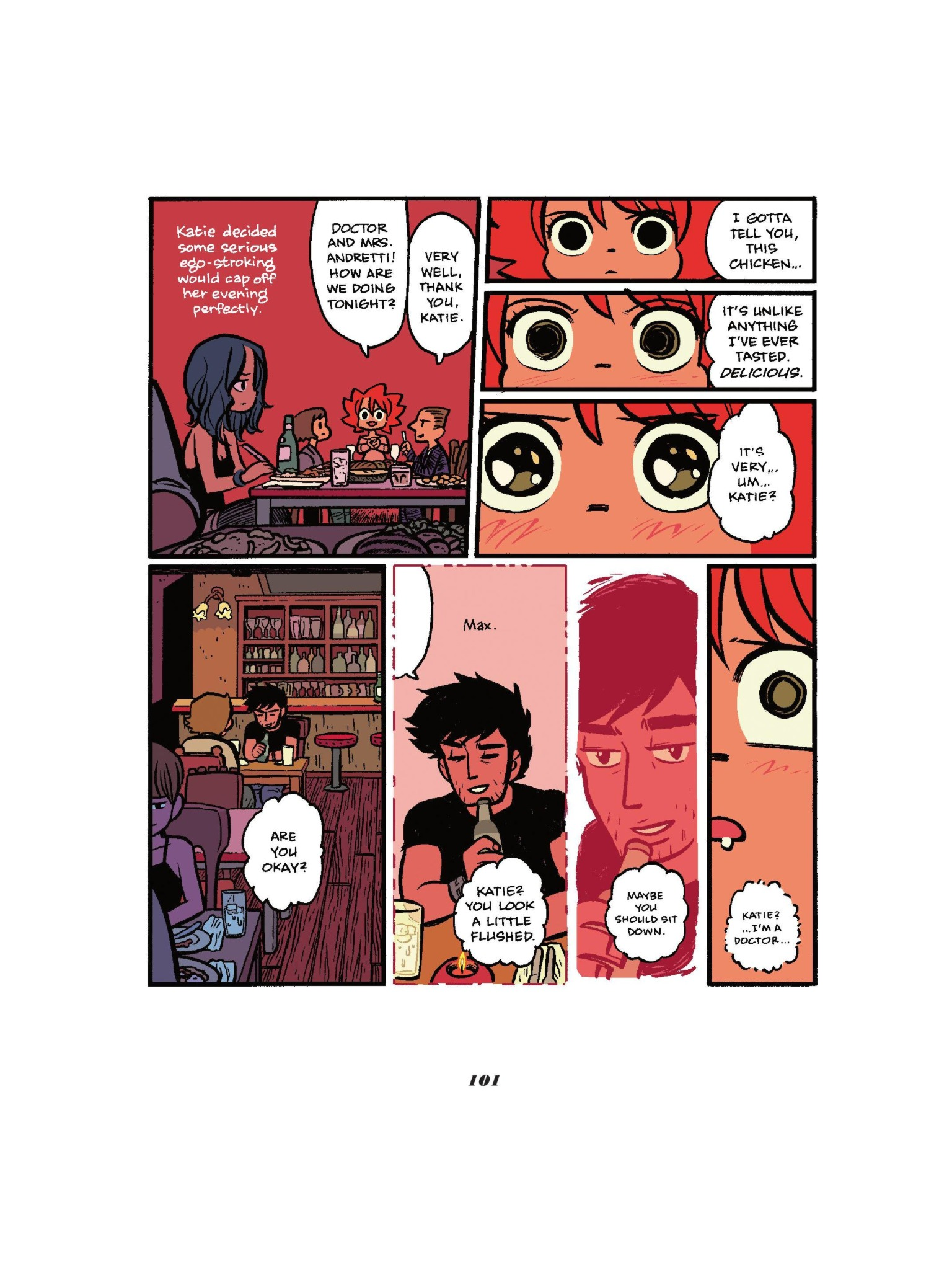 Read online Seconds comic -  Issue # Full - 103