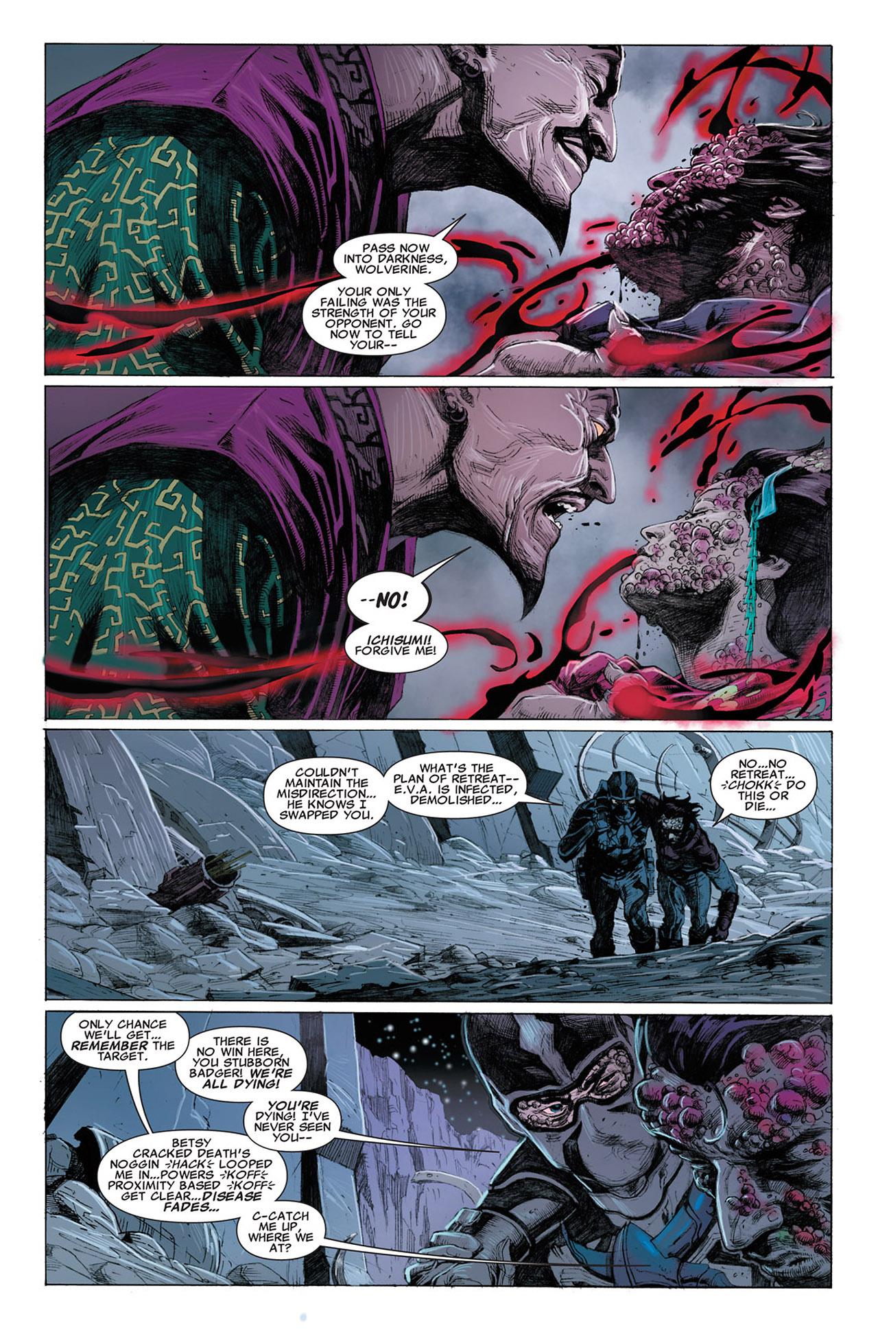 Uncanny X-Force (2010) #3 #35 - English 18
