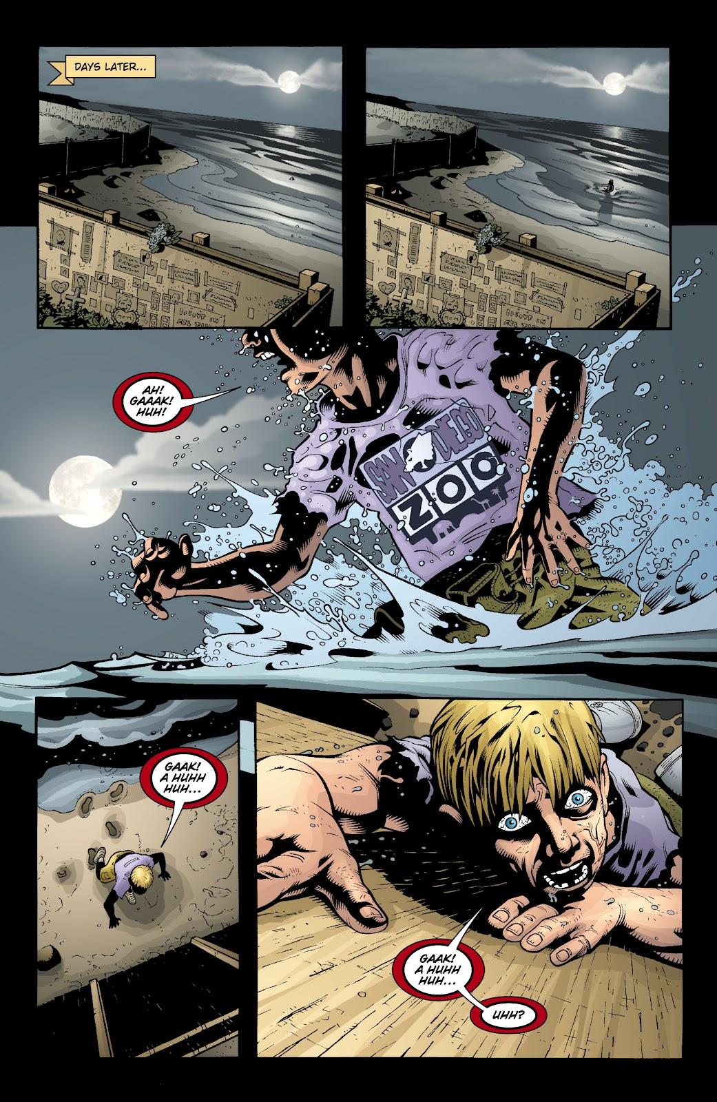 Aquaman (2003) Issue #15 #15 - English 13