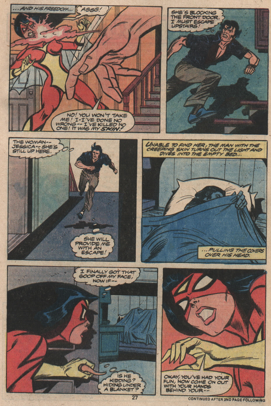 Spider-Woman (1978) Issue #18 #18 - English 17