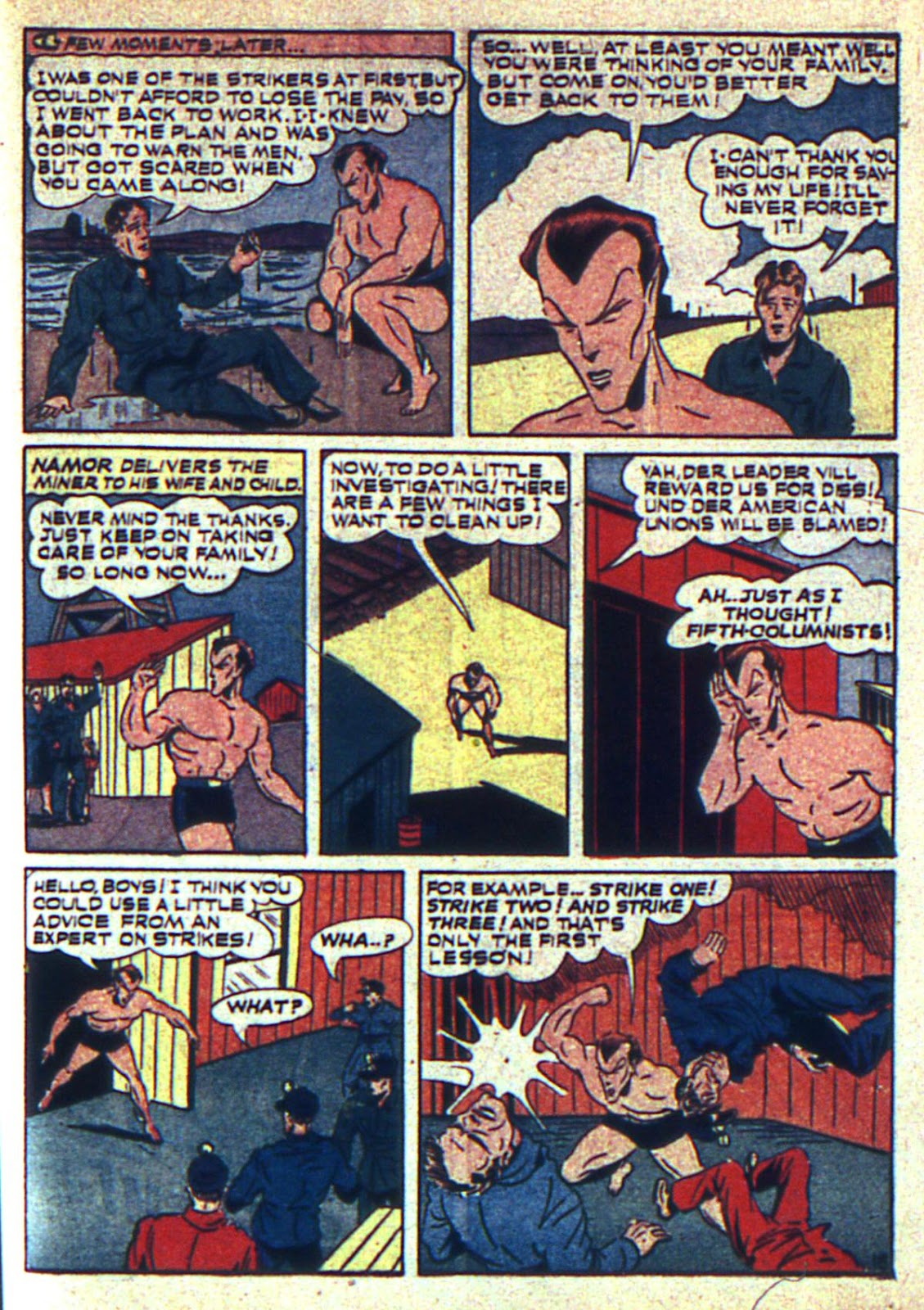 Sub-Mariner Comics Issue #2 #2 - English 39
