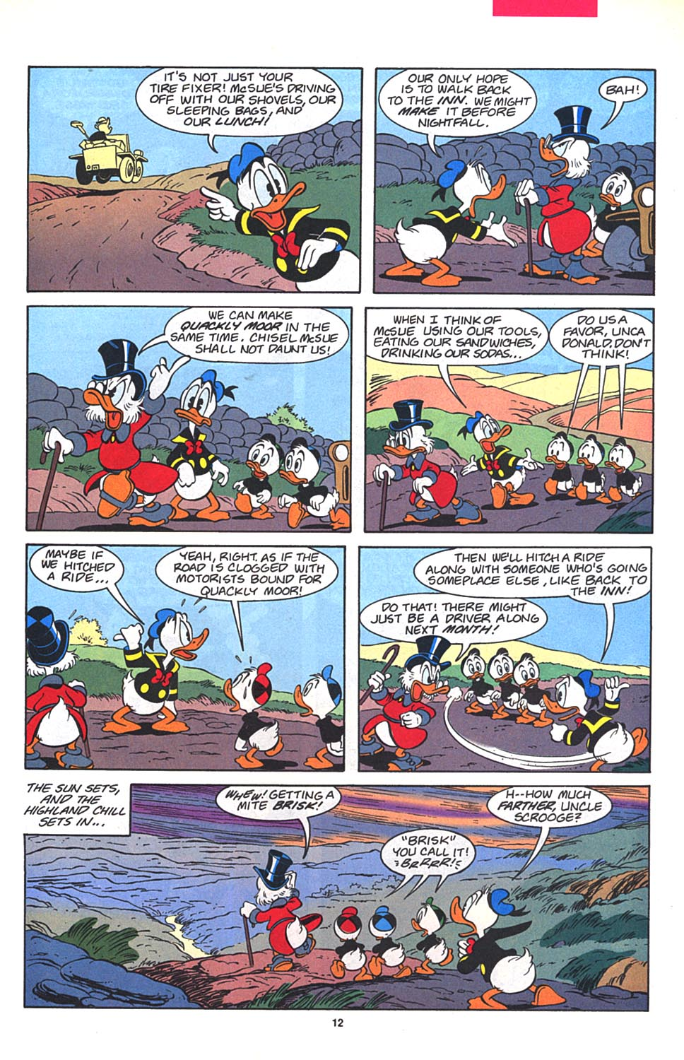 com/uncle-scrooge-1953/is #133 - English 13