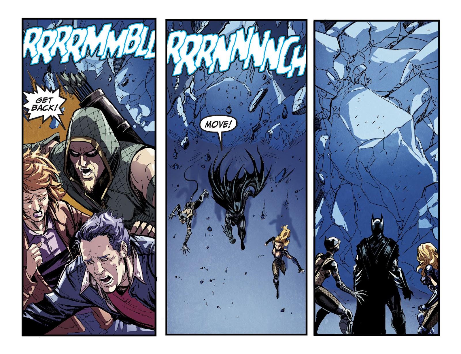 Injustice: Gods Among Us [I] Issue #32 #33 - English 6