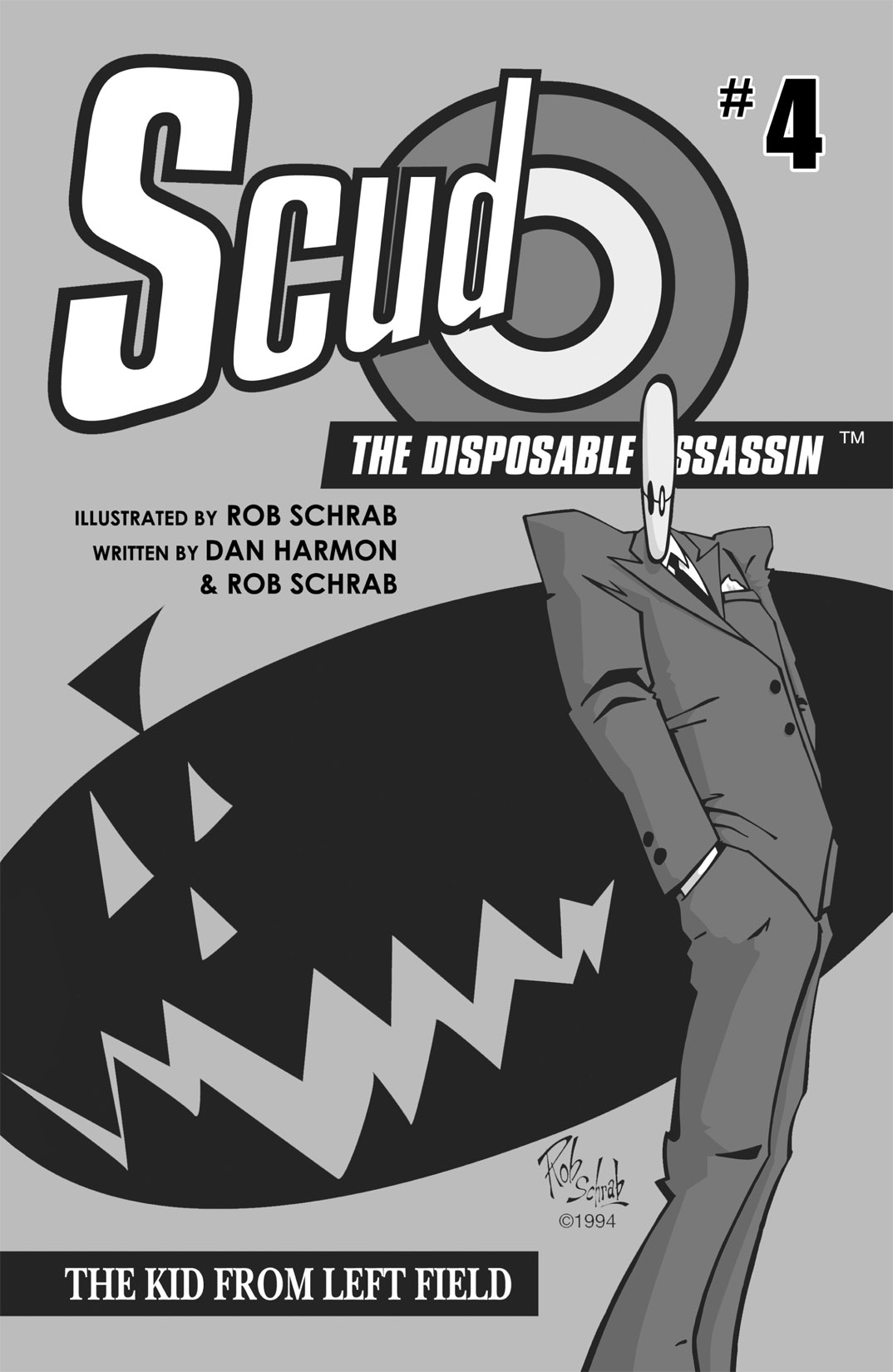 Read online Scud: The Disposable Assassin: The Whole Shebang comic -  Issue # TPB (Part 1) - 103