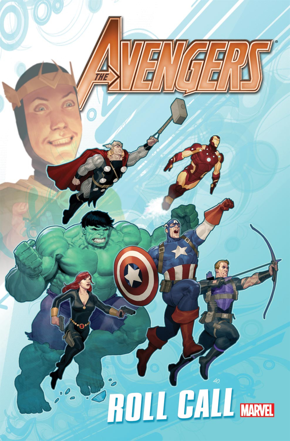 Avengers: Roll Call Full Page 1