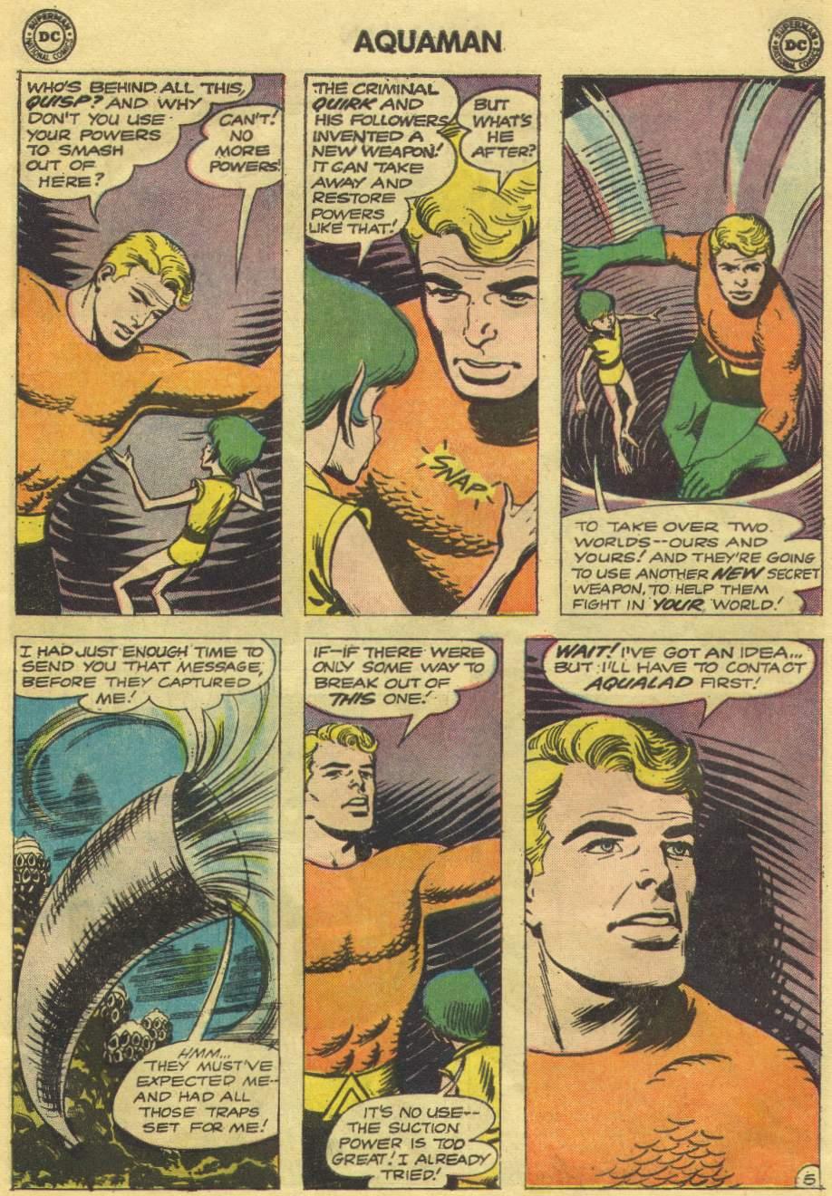 Aquaman (1962) Issue #10 #10 - English 7
