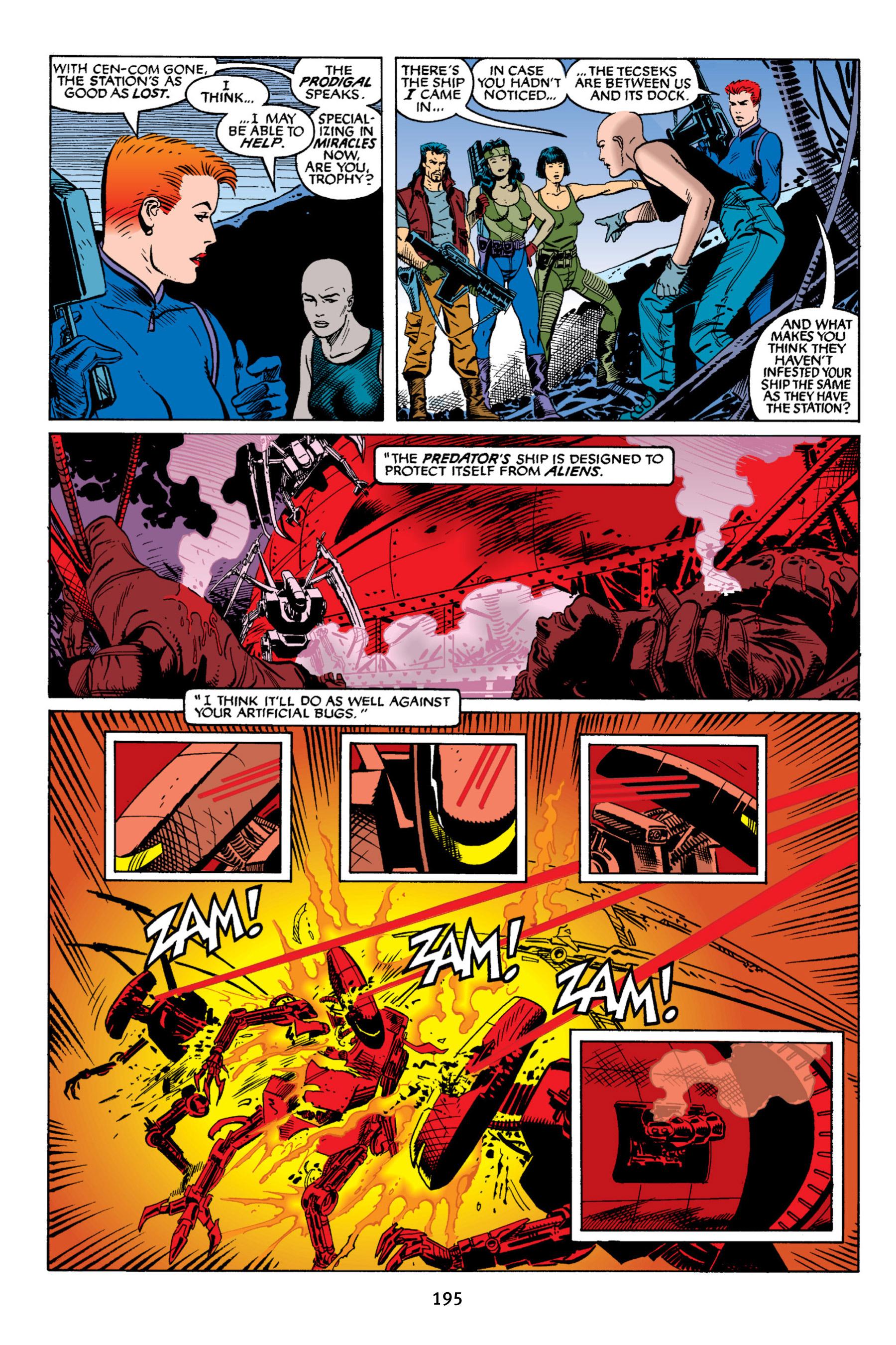 Aliens vs. Predator Omnibus _TPB_2_Part_2 Page 81