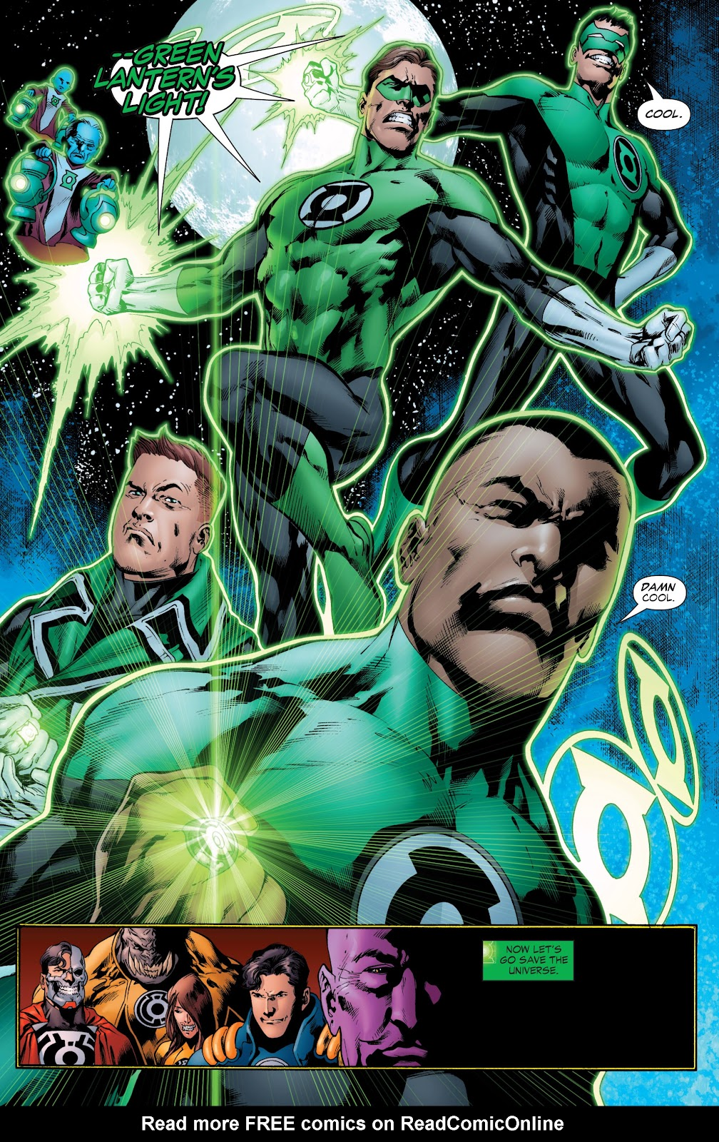 Green Lantern: The Sinestro Corps War Full #1 - English 199