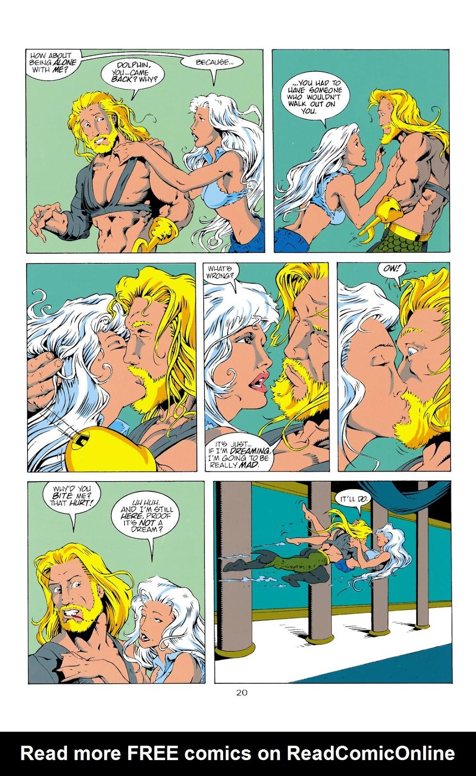 Aquaman (1994) Issue #11 #17 - English 20