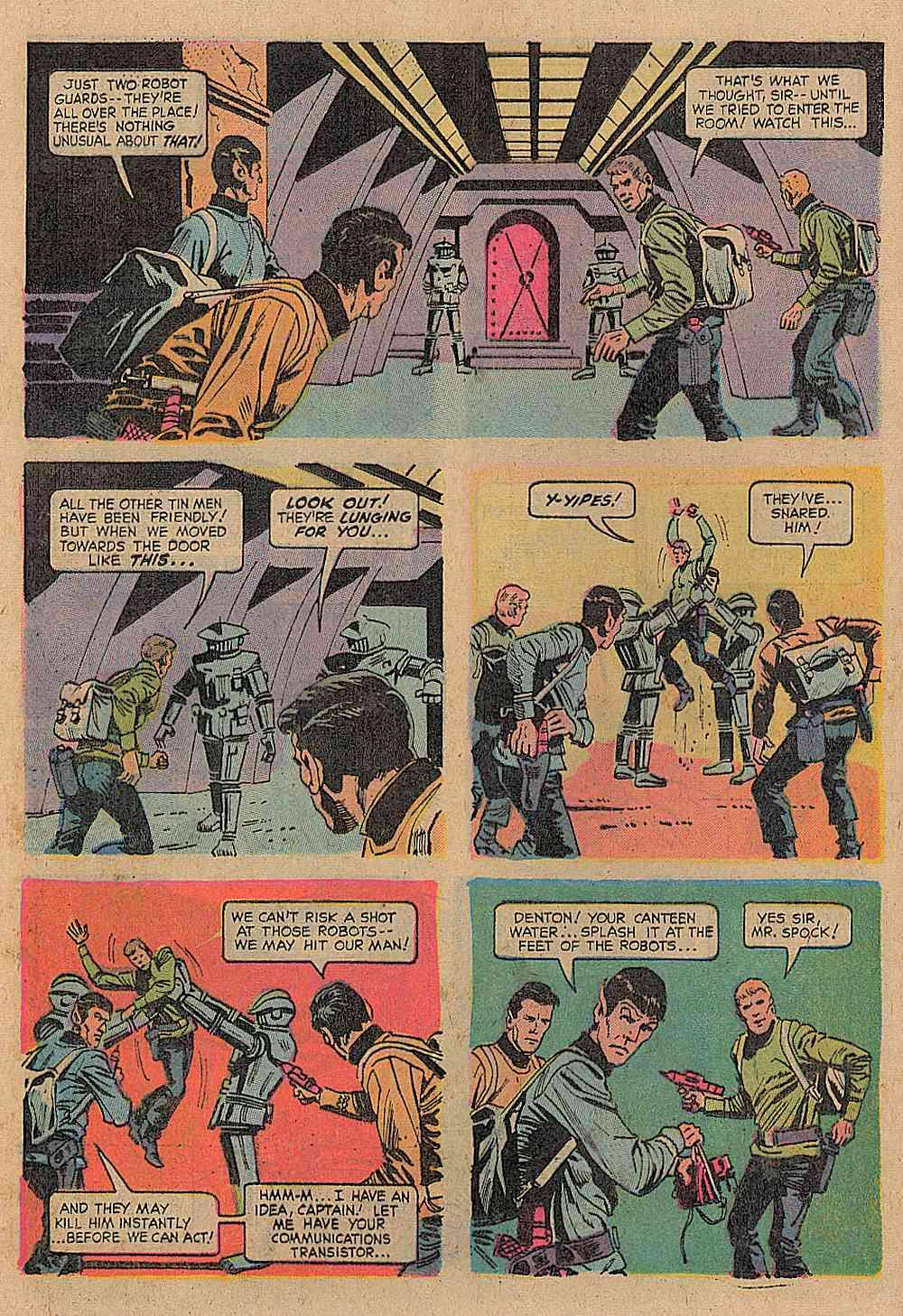 Star Trek (1967) Issue #37 #37 - English 10