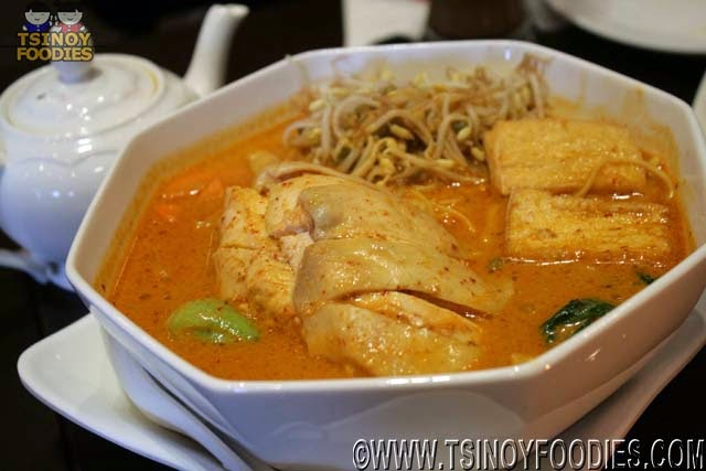hainanese chicken curry