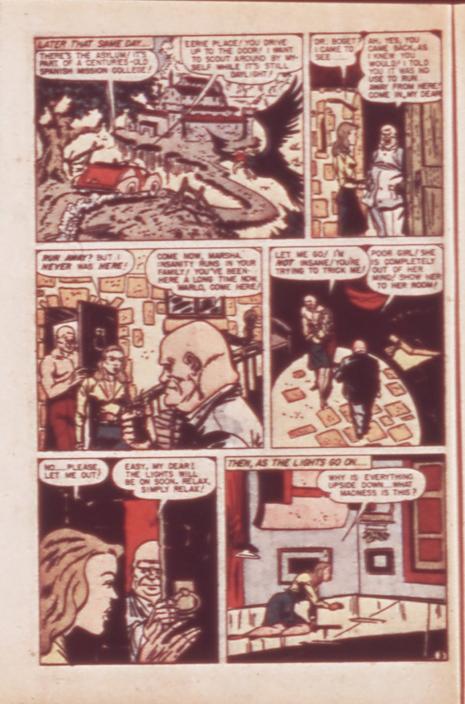 Sub-Mariner Comics Issue #21 #21 - English 44