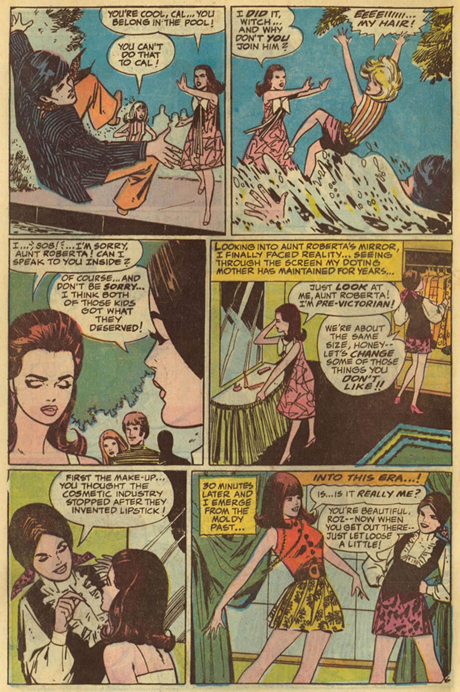 Read online Secret Hearts comic -  Issue #139 - 8