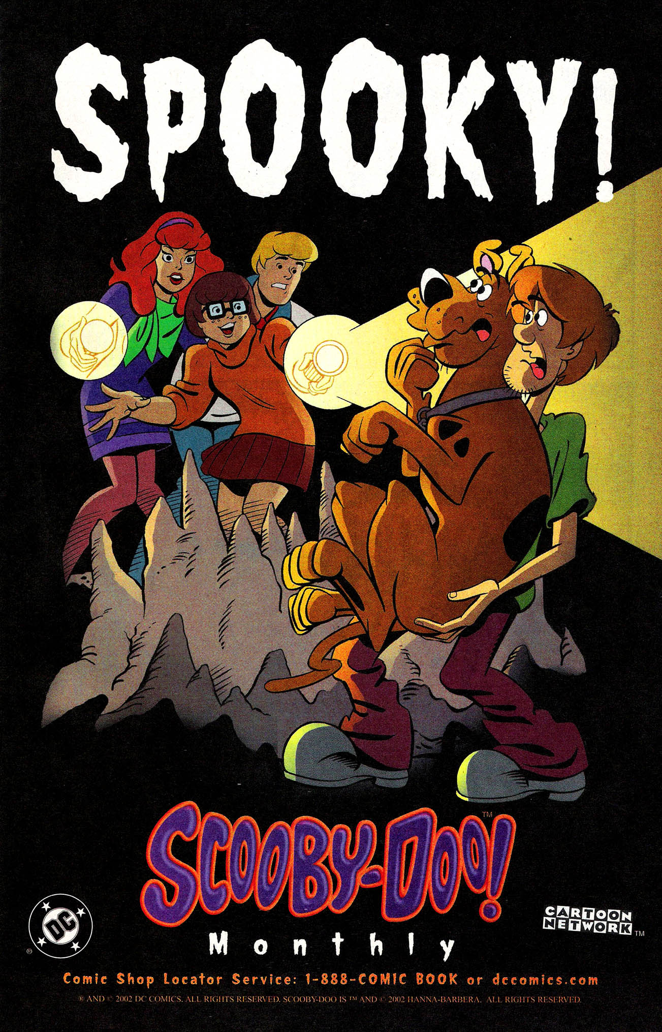 Read online Scooby-Doo (1997) comic -  Issue #105 - 8