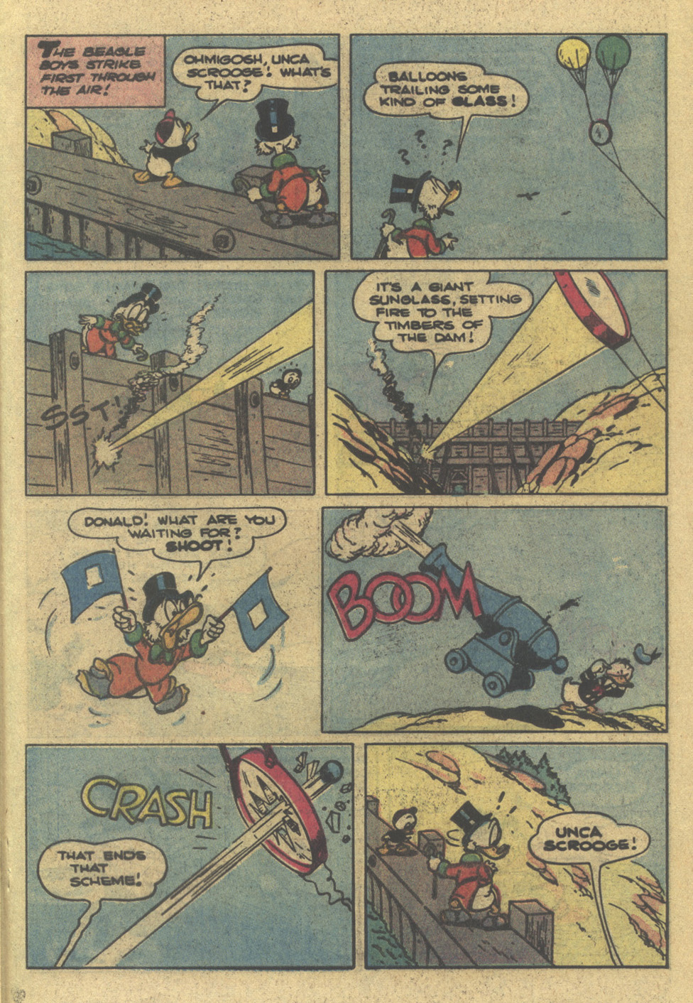 Uncle Scrooge (1953) Issue #195 #195 - English 21