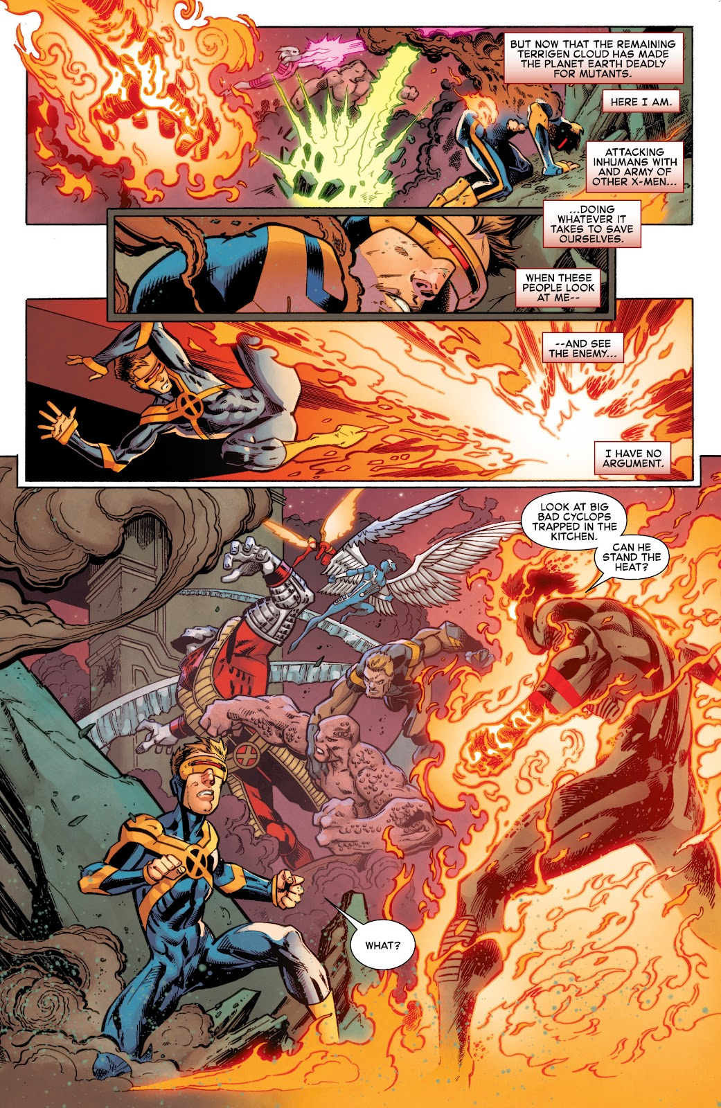All-New X-Men (2016) Issue #18 #20 - English 5