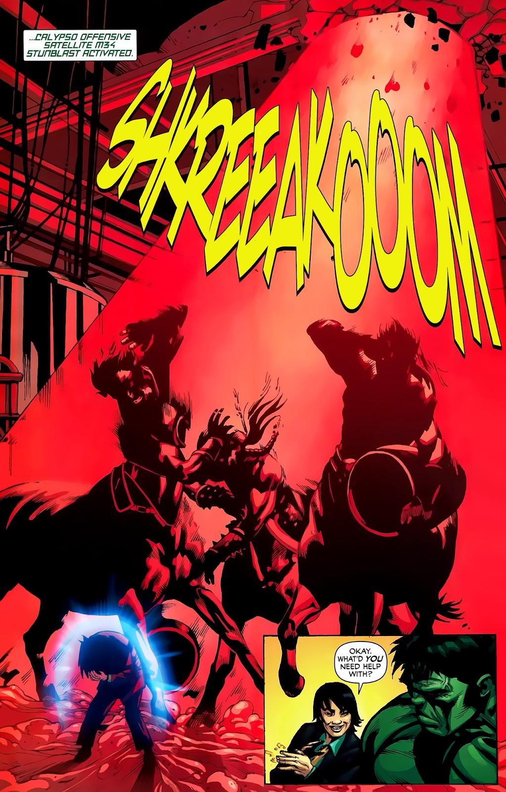 Incredible Hulks (2010) Issue #617 #7 - English 30