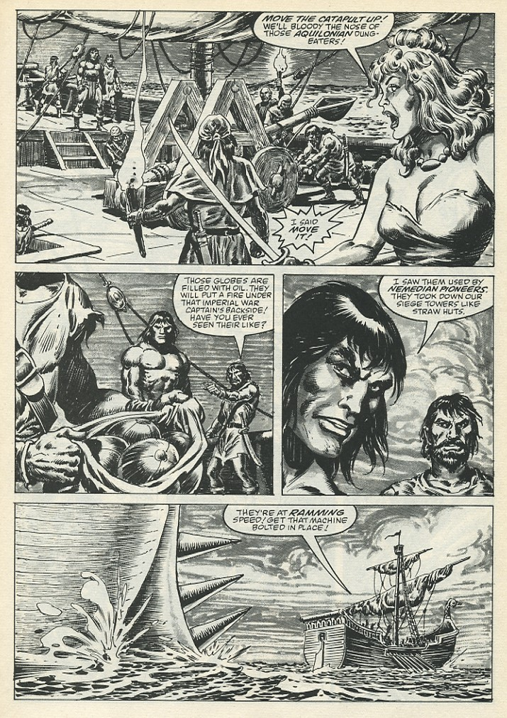 The Savage Sword Of Conan Issue #139 #140 - English 19