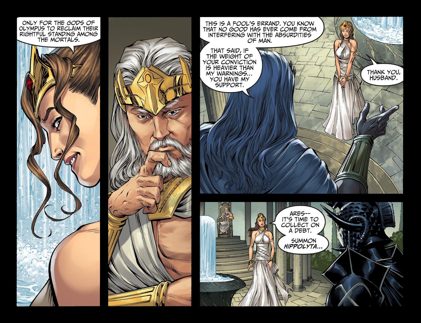 Injustice: Gods Among Us Year Four Issue #4 #5 - English 4