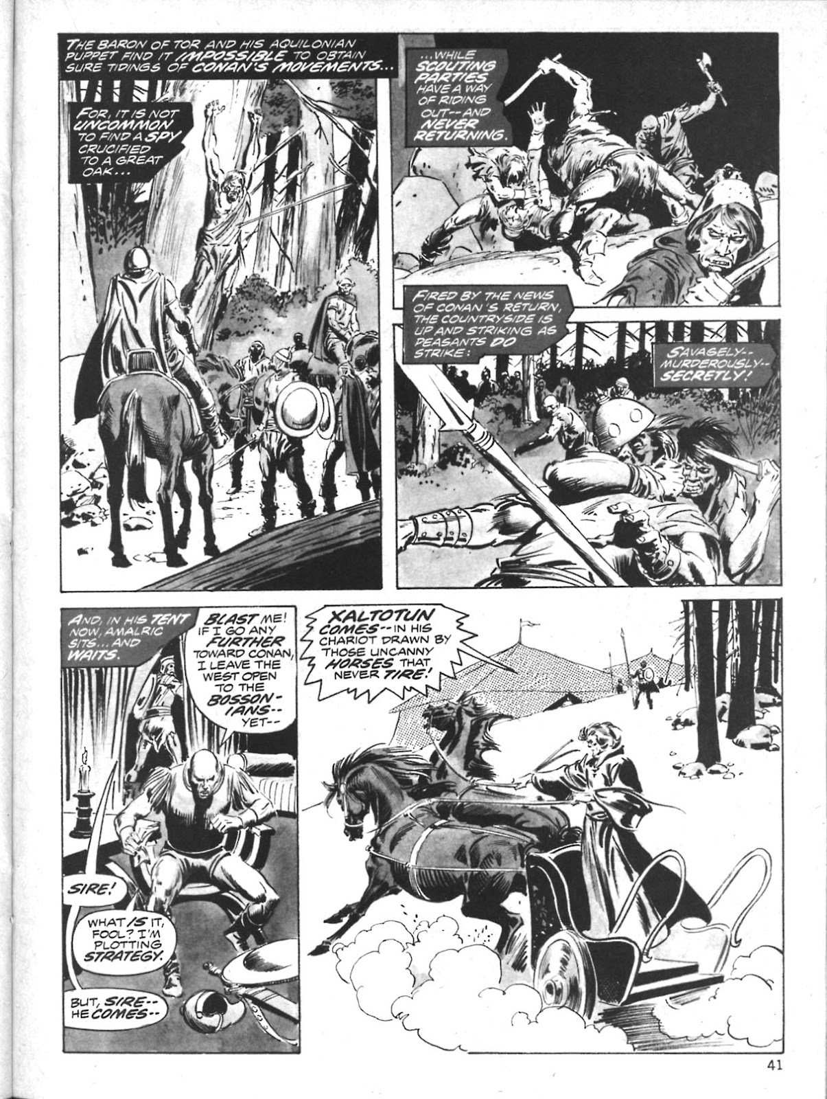 The Savage Sword Of Conan Issue #10 #11 - English 33