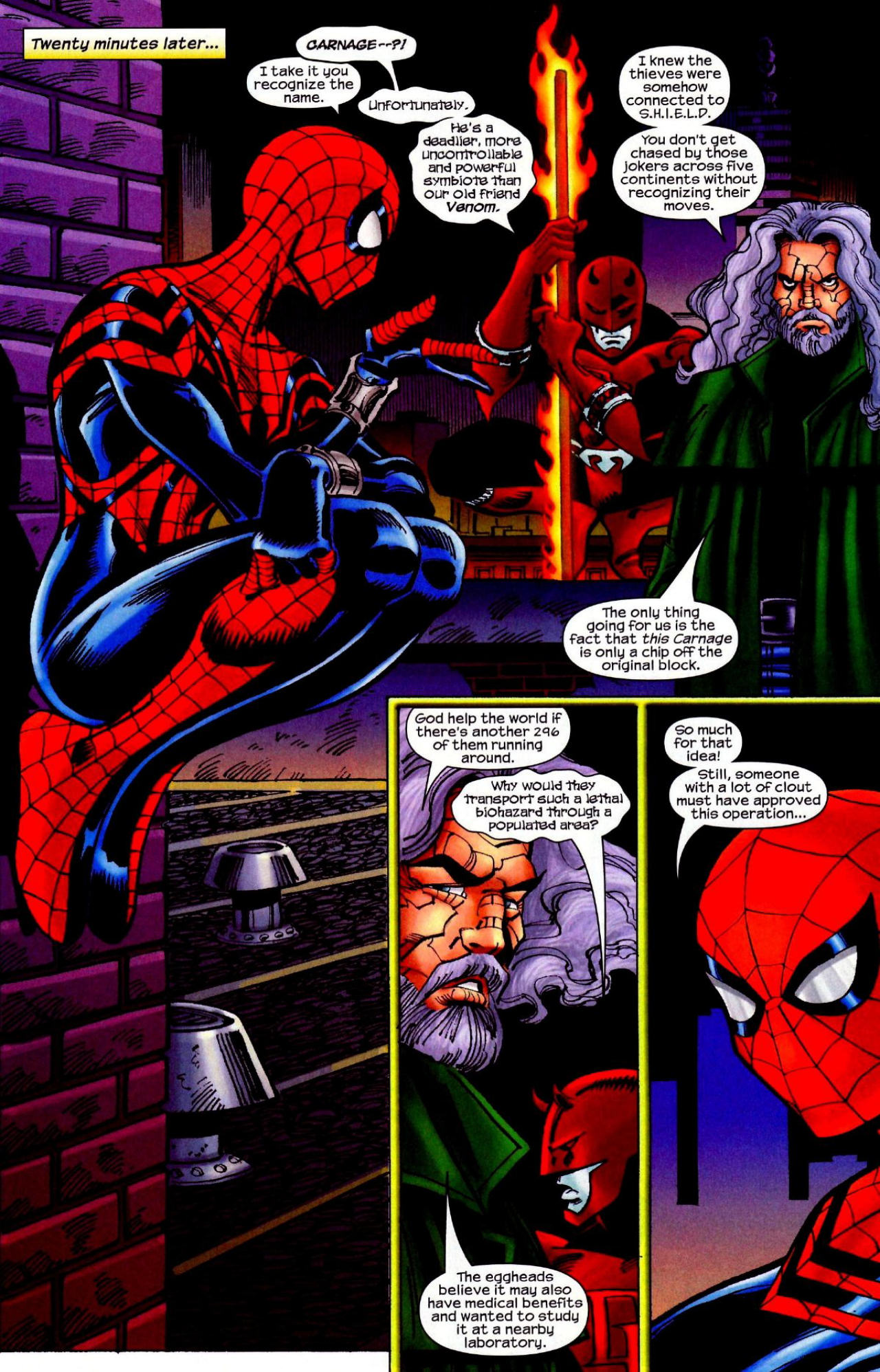 Amazing Spider-Girl #10 #21 - English 16