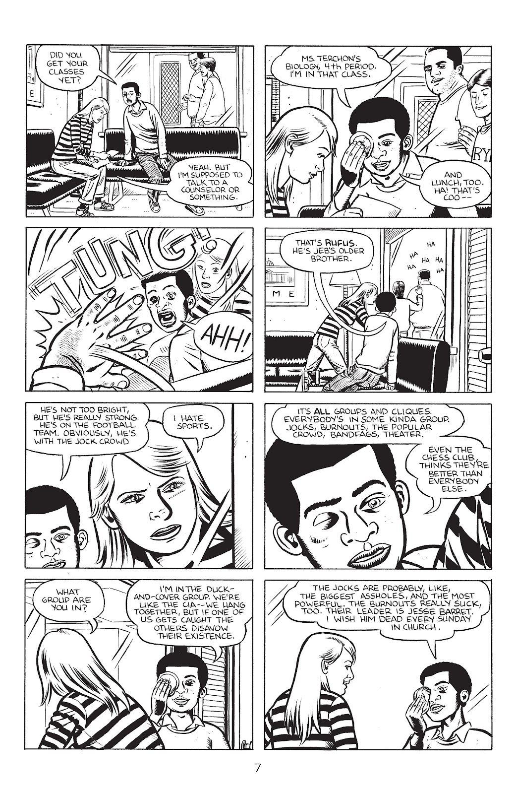 Stray Bullets Issue #31 #31 - English 9