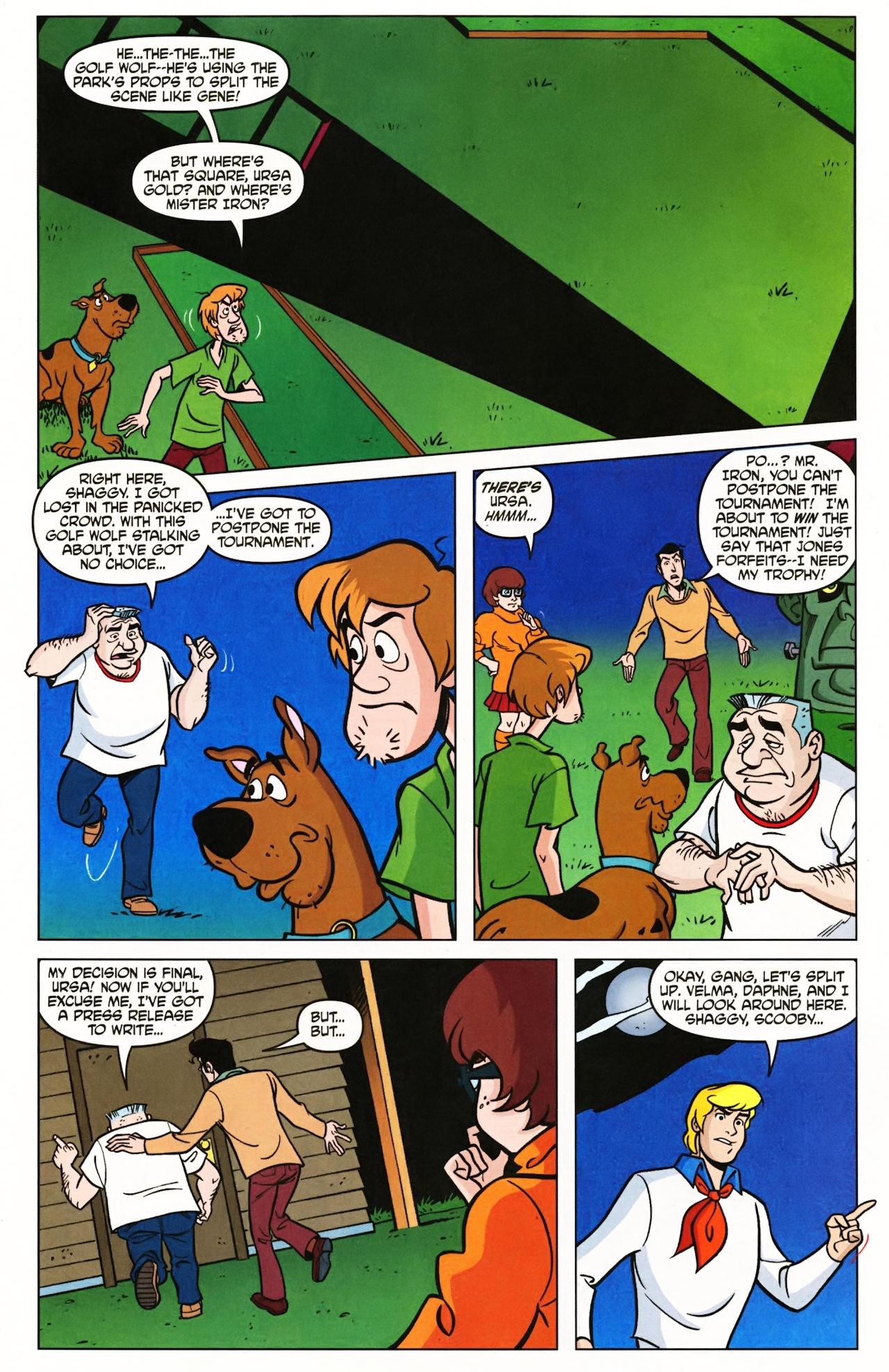Read online Scooby-Doo (1997) comic -  Issue #144 - 13