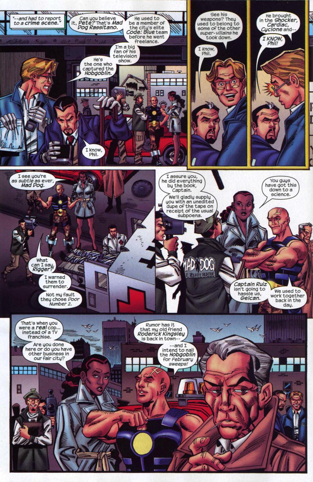 Amazing Spider-Girl Issue #4 #5 - English 6