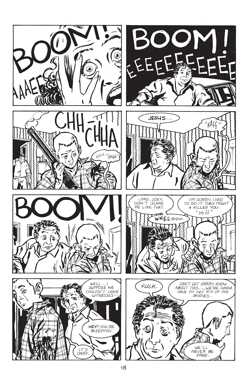 Stray Bullets Issue #1 #1 - English 21