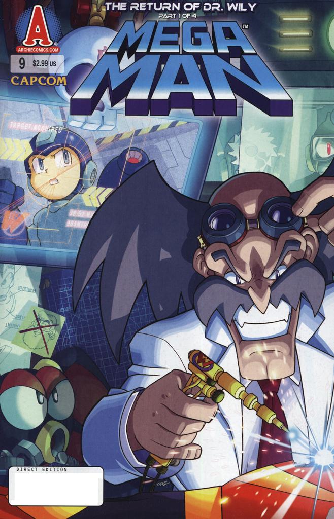 Mega man comic pdf free