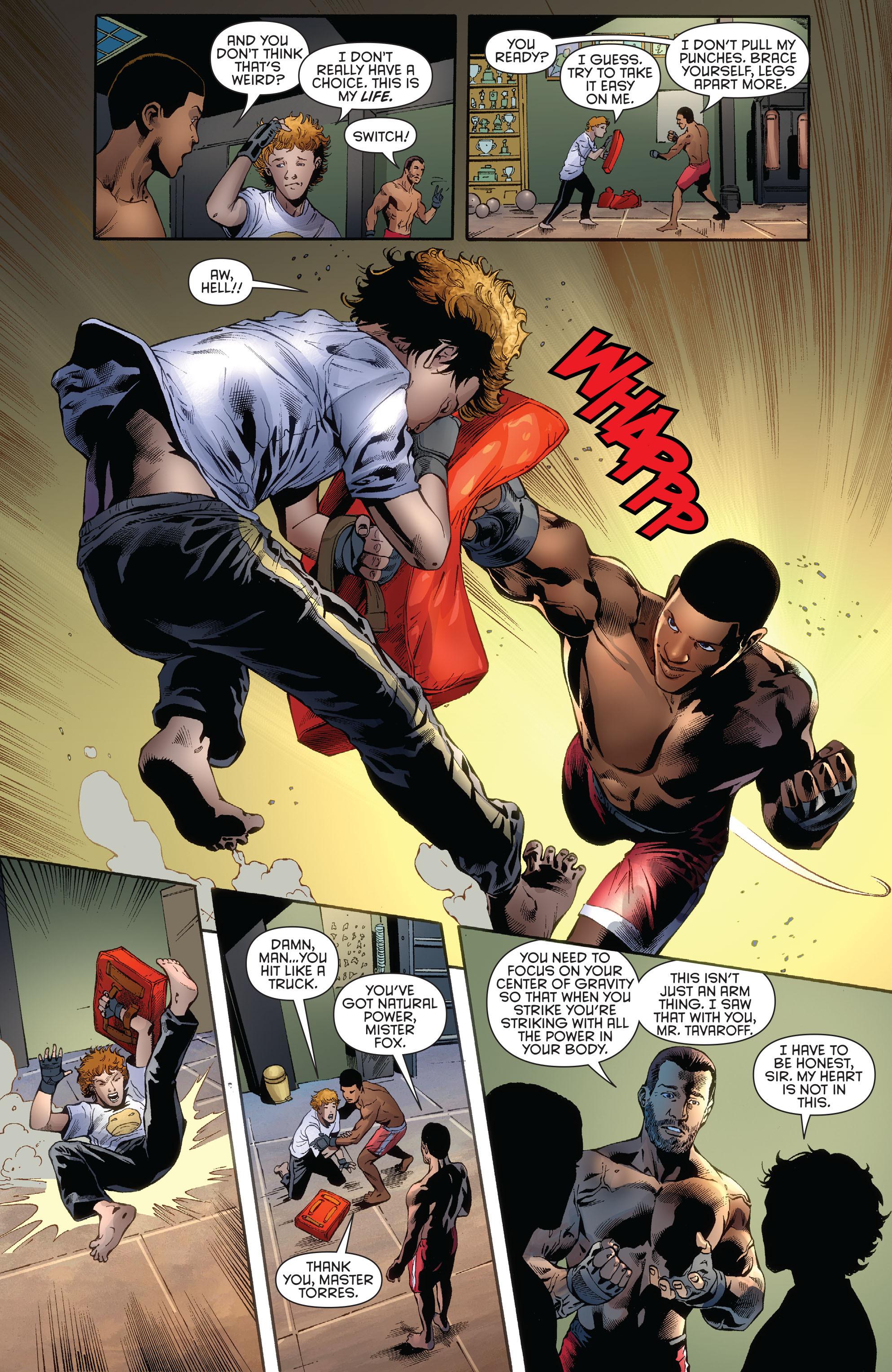 DC Comics: Zero Year chap tpb pic 117