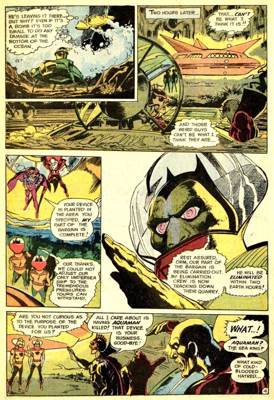 Aquaman (1962) Issue #50 #50 - English 26
