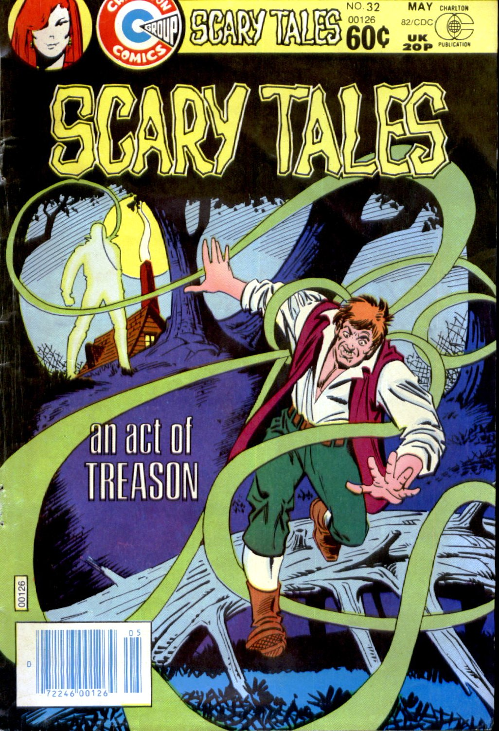 Read online Scary Tales comic -  Issue #32 - 1
