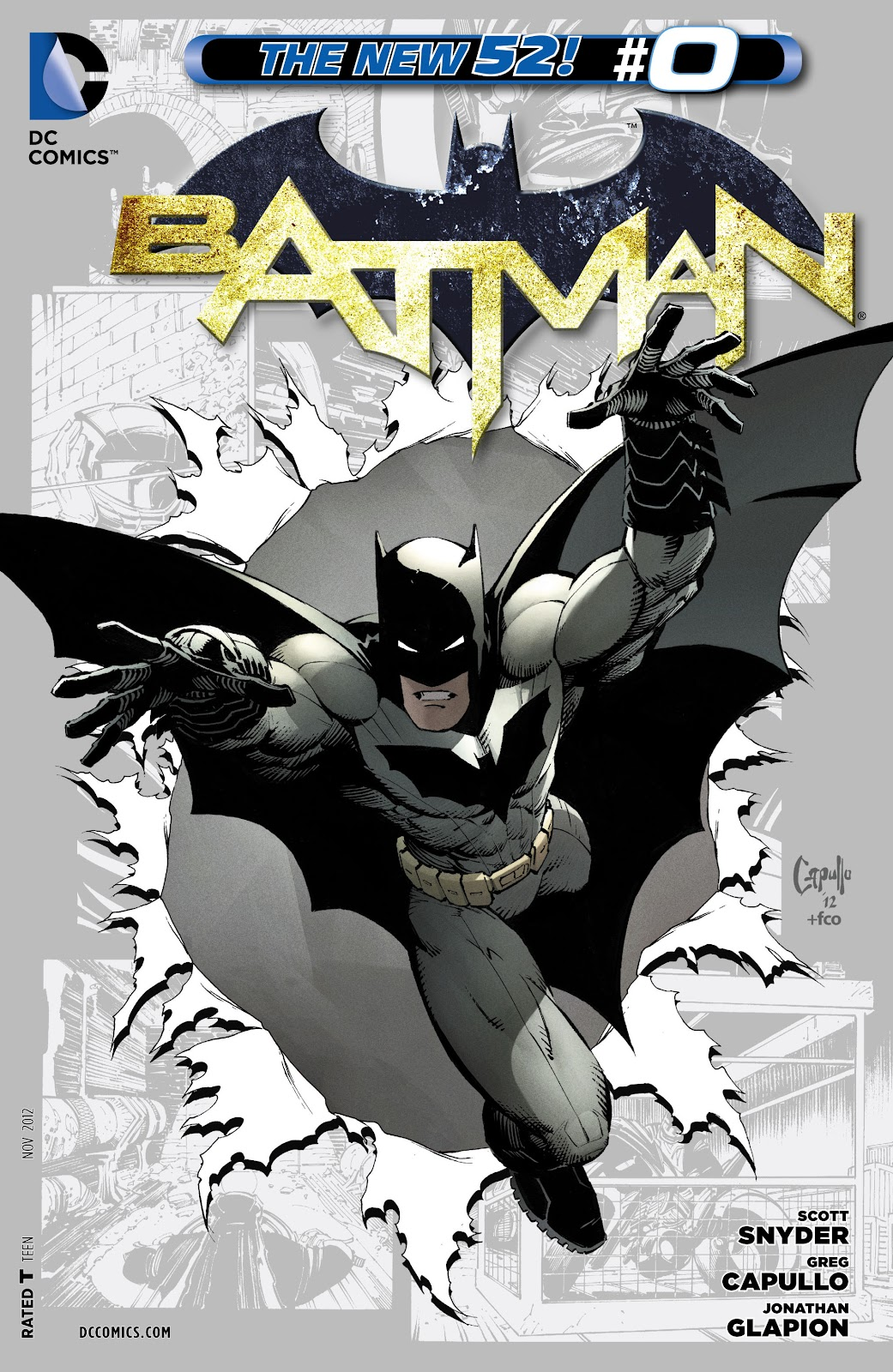 Batman (2011) Issue #0 #15 - English 1