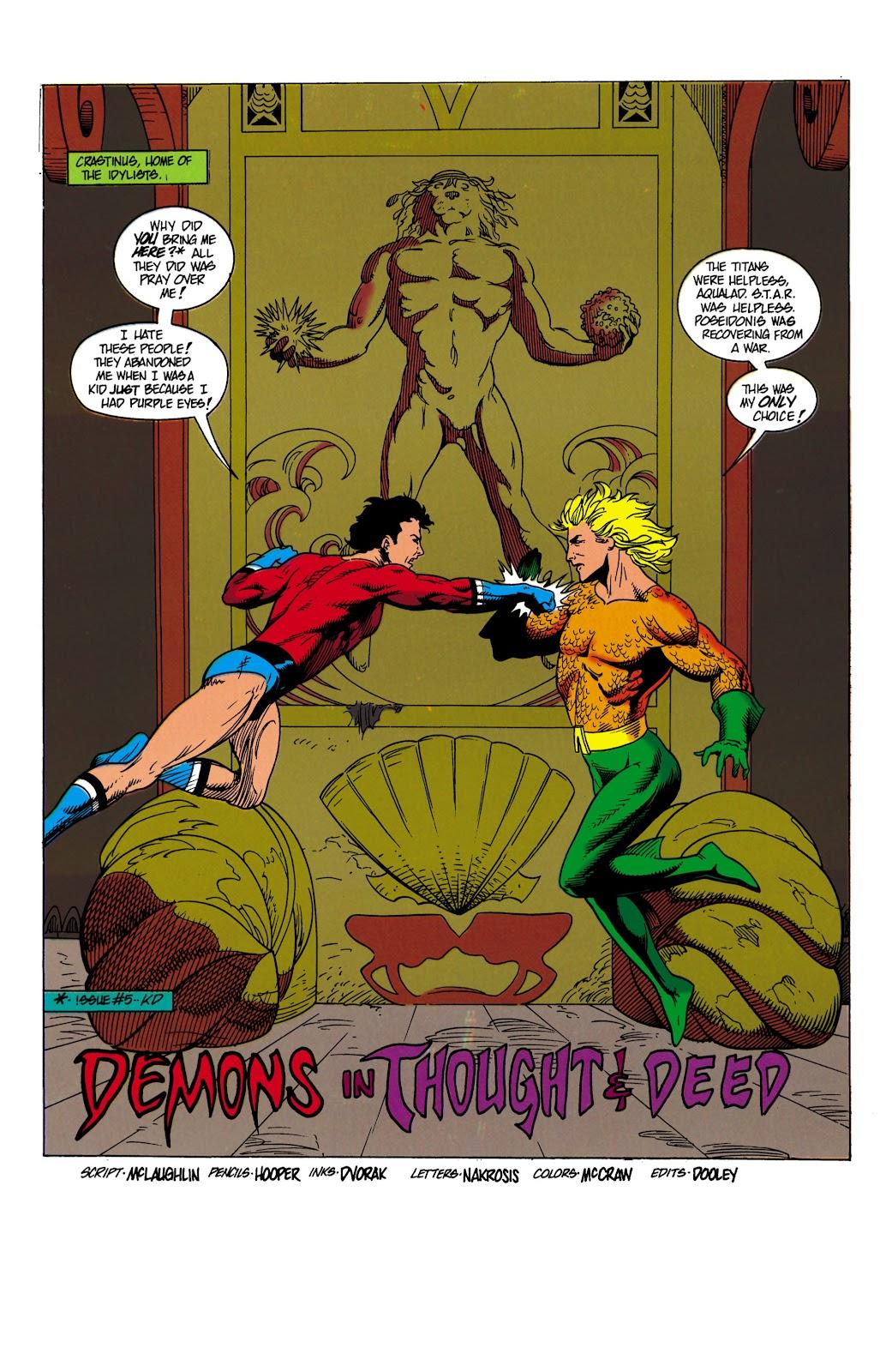 Aquaman (1991) Issue #8 #8 - English 3