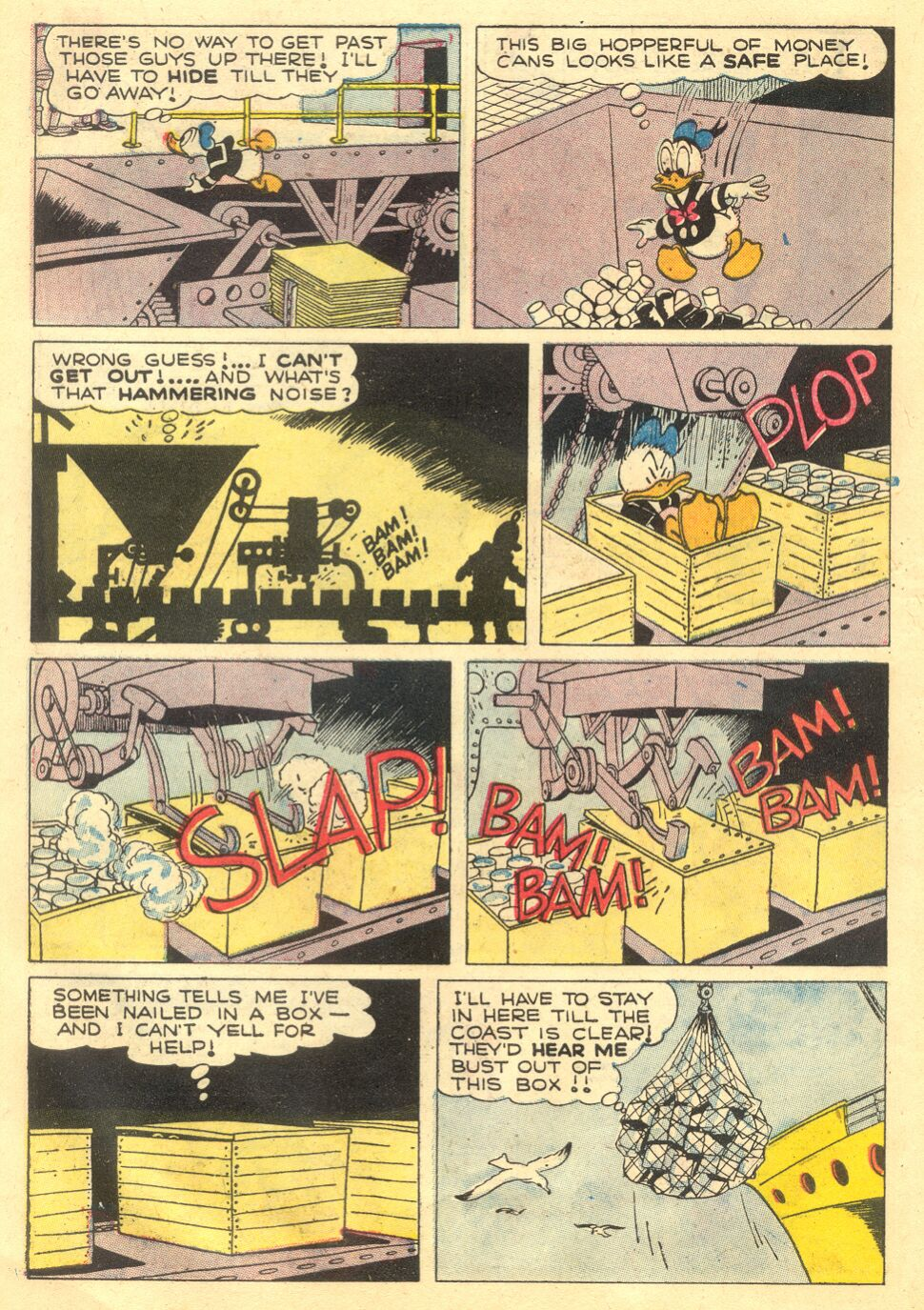 Uncle Scrooge (1953) Issue #4 #4 - English 10