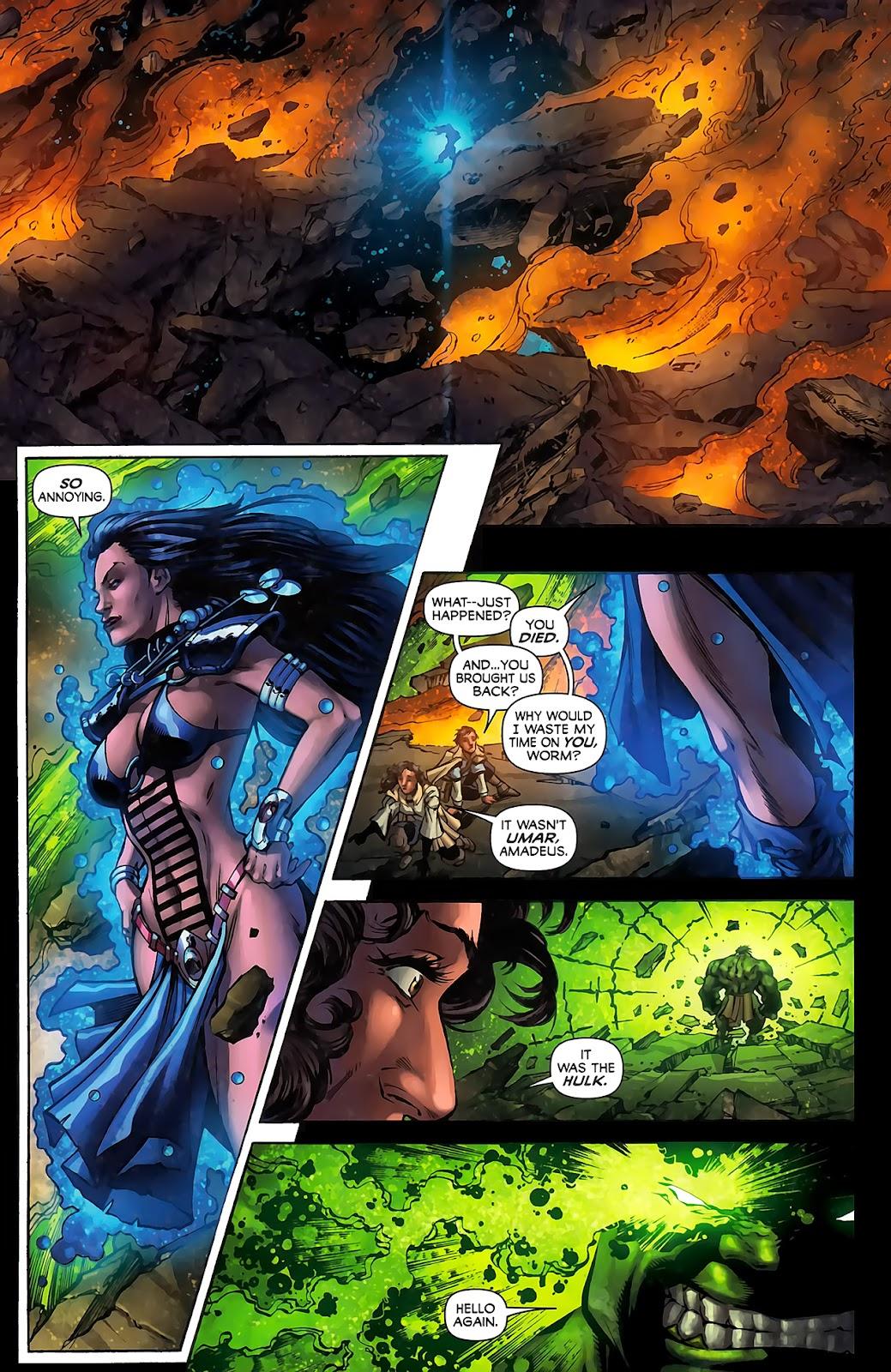 Incredible Hulks (2010) Issue #634 #24 - English 16