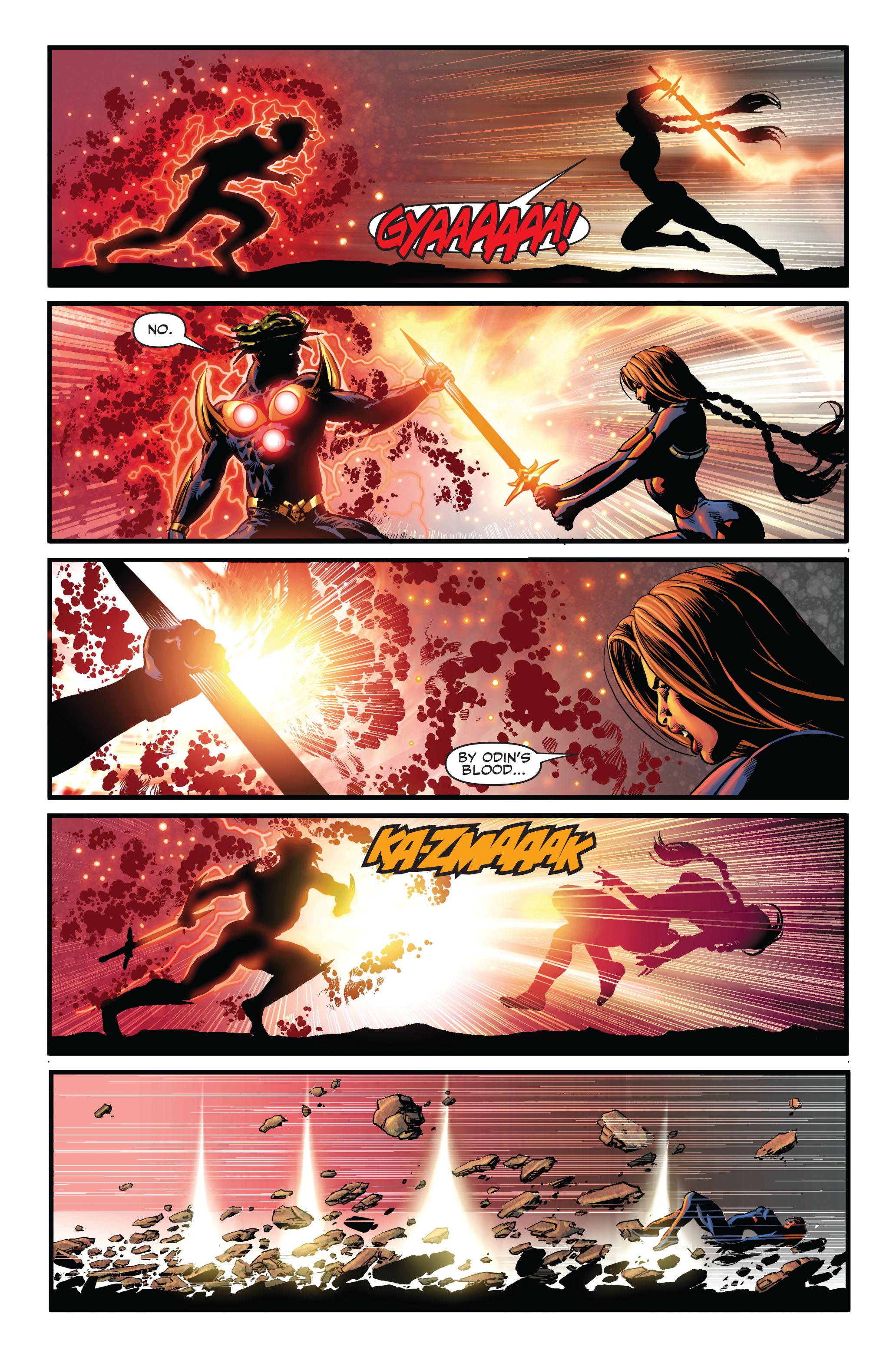 Read online Secret Avengers (2010) comic -  Issue #3 - 10