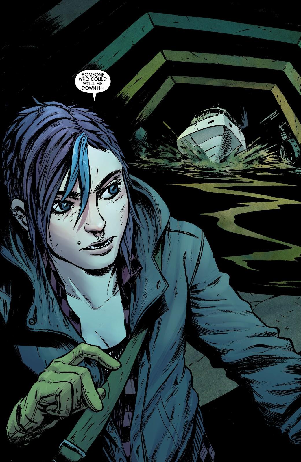 Batman (2011) Issue #12 #27 - English 22