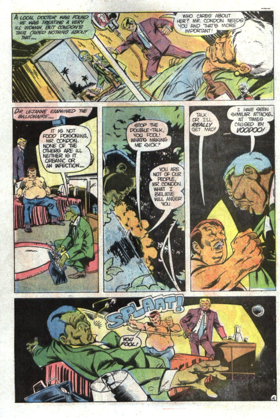 Read online Scary Tales comic -  Issue #24 - 27