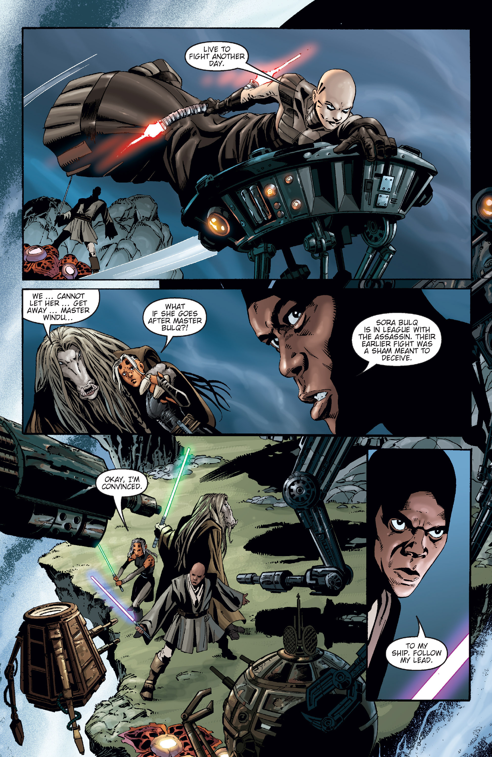 Star Wars Legends Epic Collection: The Clone Wars chap 1 pic 183