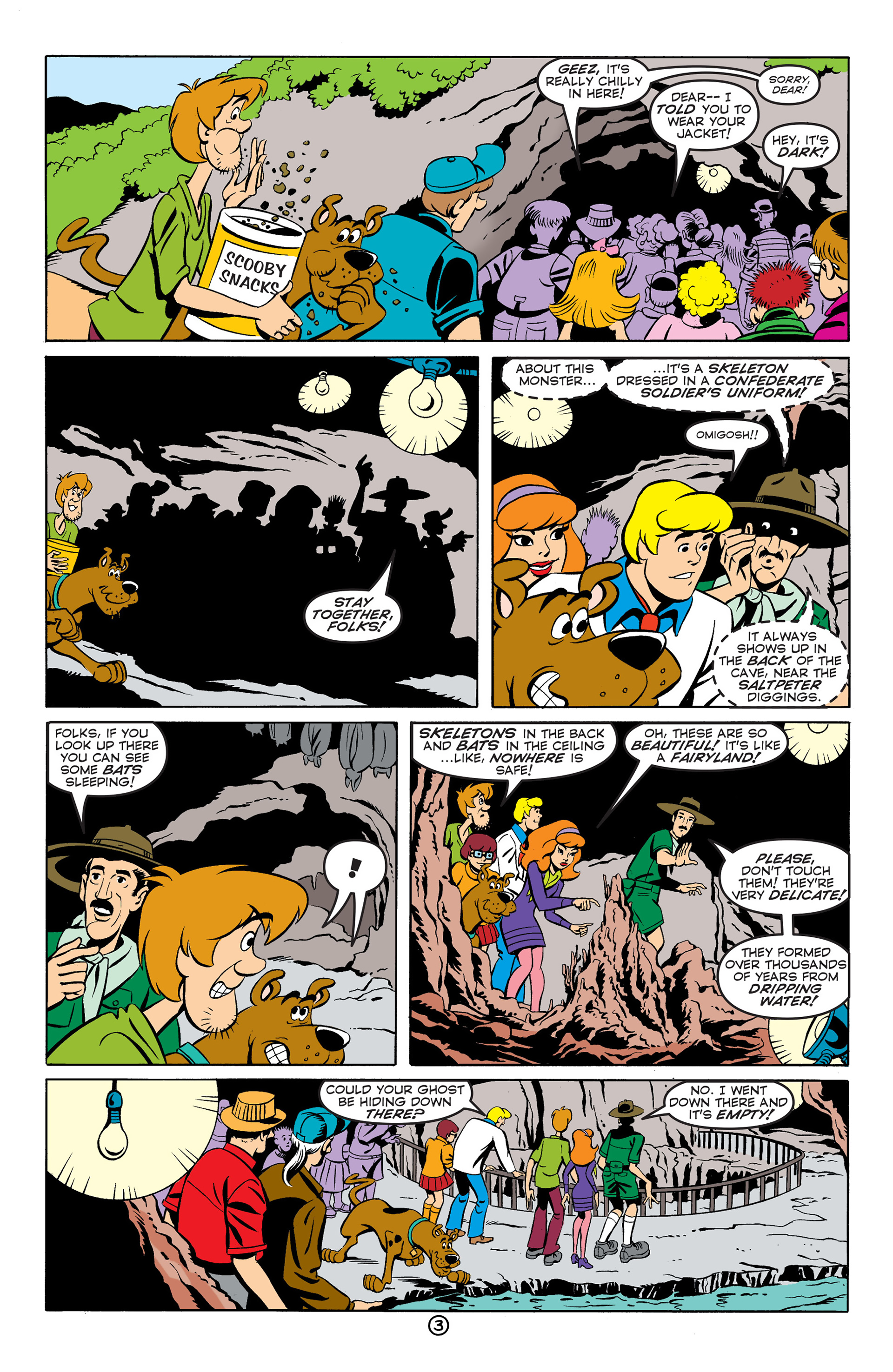 Read online Scooby-Doo (1997) comic -  Issue #52 - 4