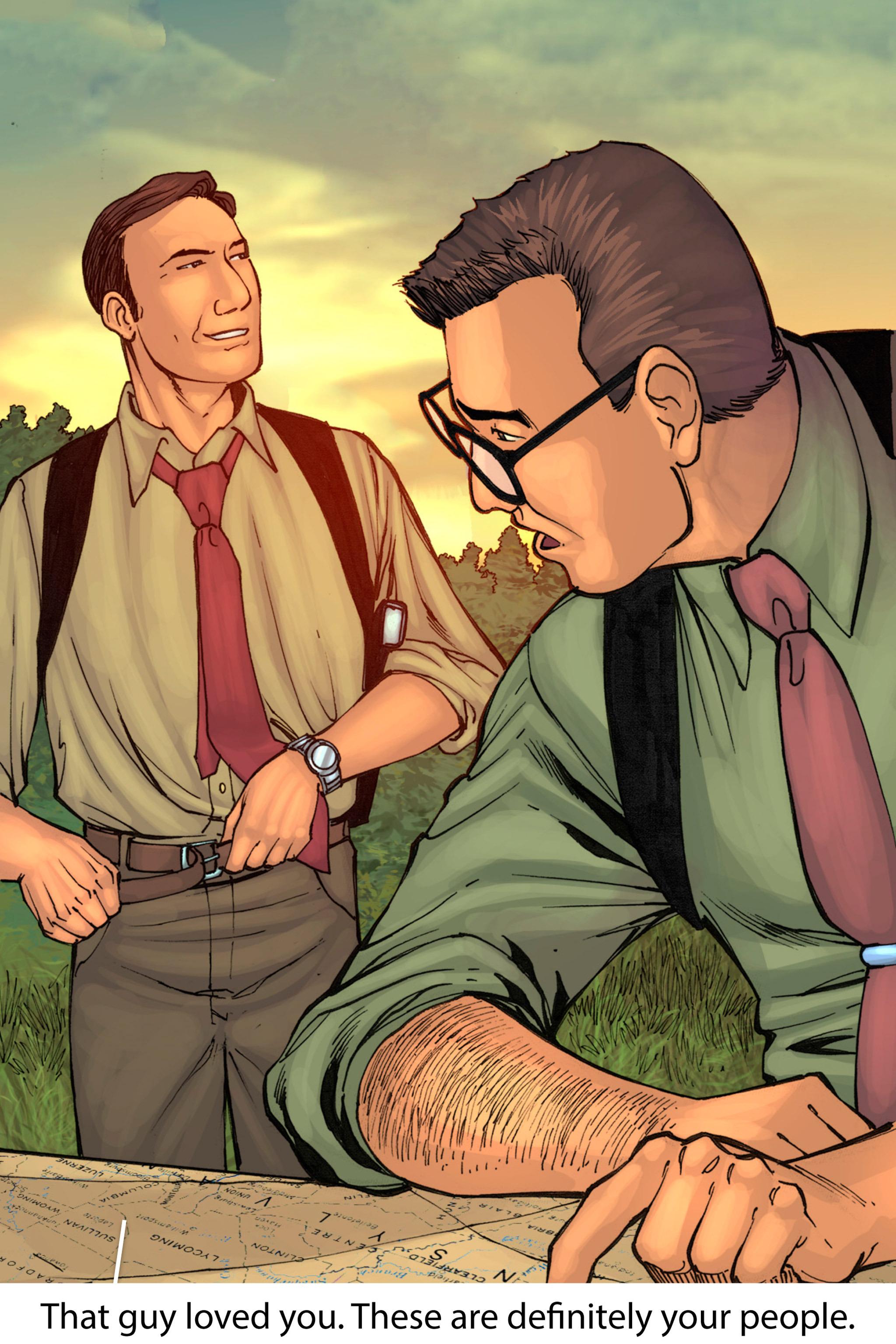 Read online Z-Men comic -  Issue #1 - 142