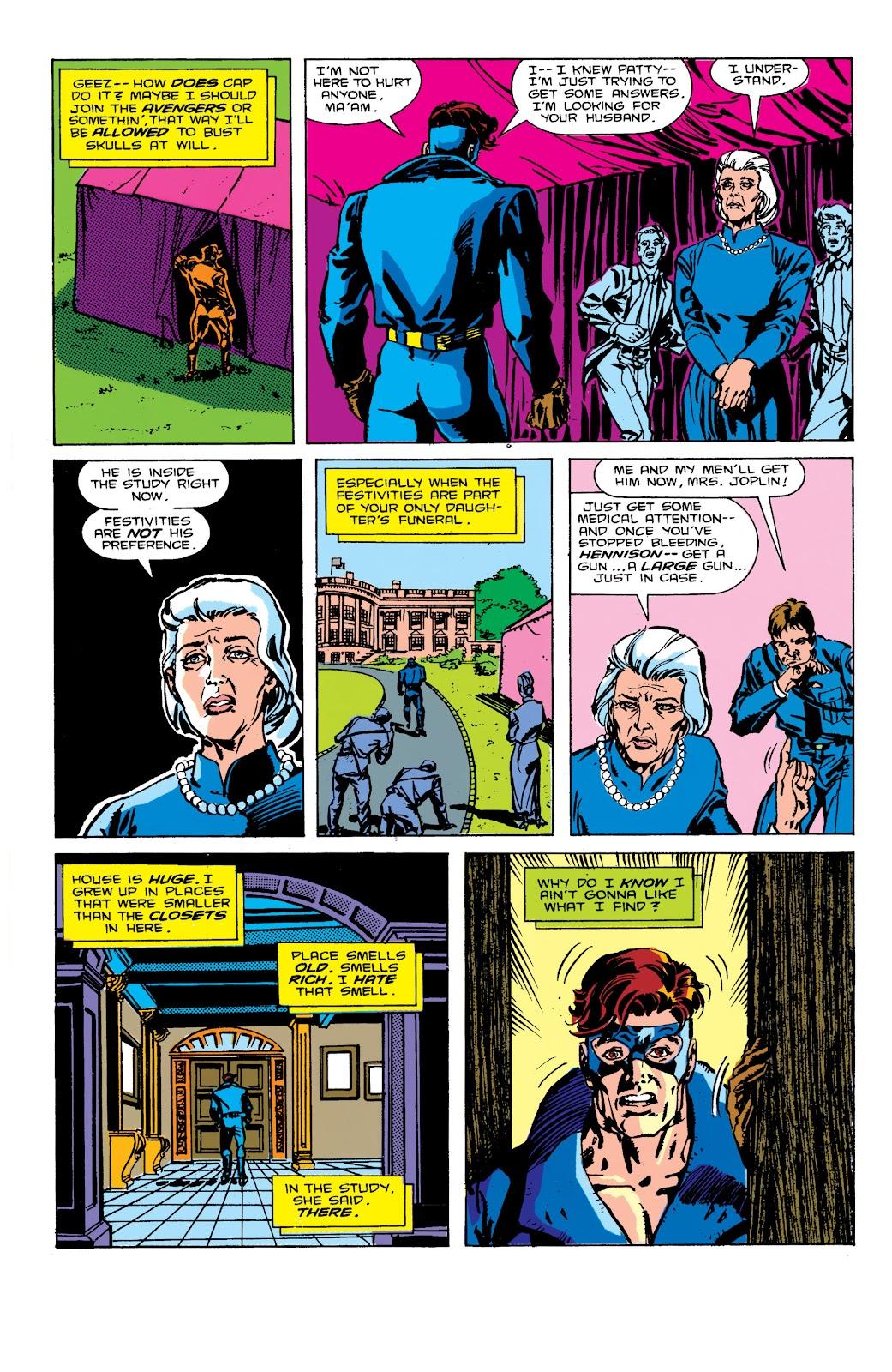 Captain America (1968) _Annual 9 #9 - English 53