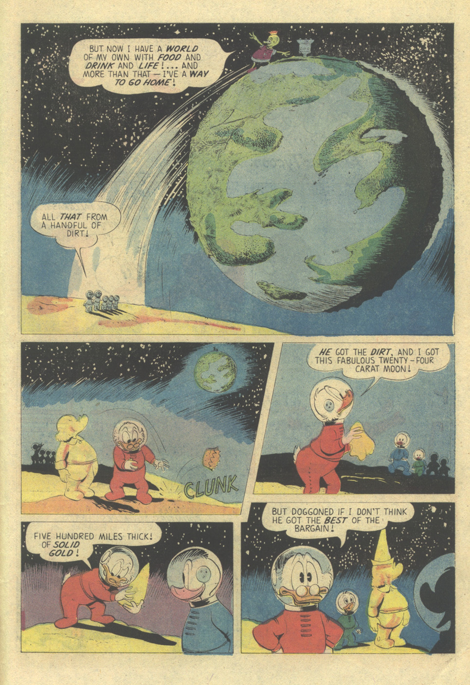 Uncle Scrooge (1953) Issue #135 #135 - English 27
