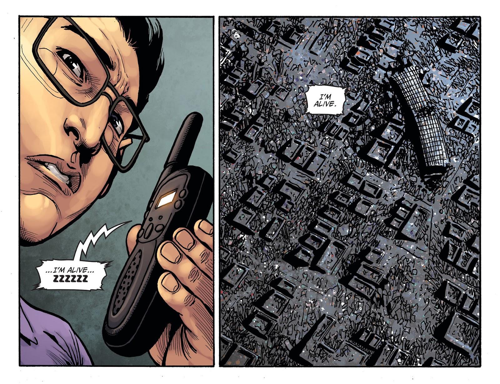 Injustice: Gods Among Us [I] Issue #20 #21 - English 6