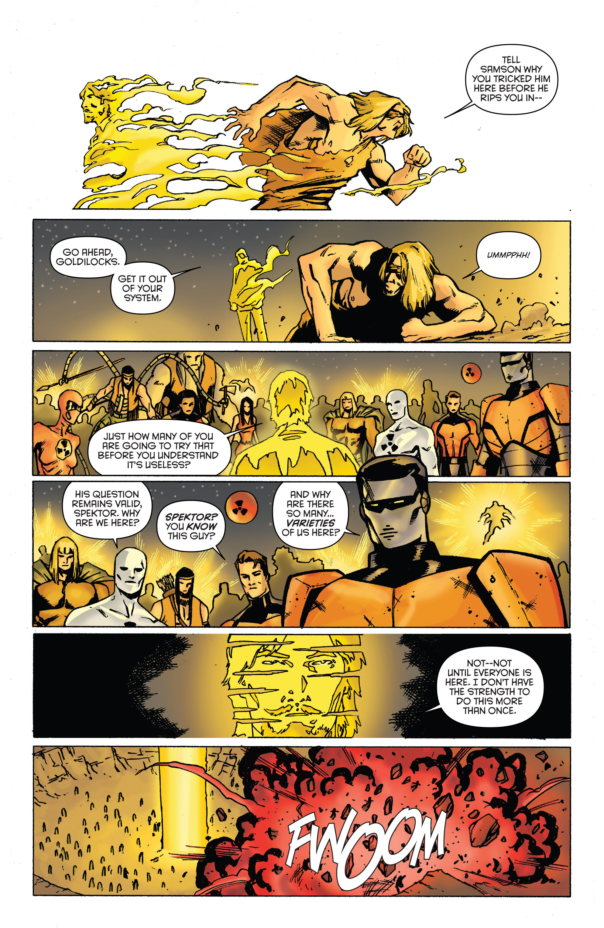 Read online Gold Key: Alliance comic -  Issue #4 - 20