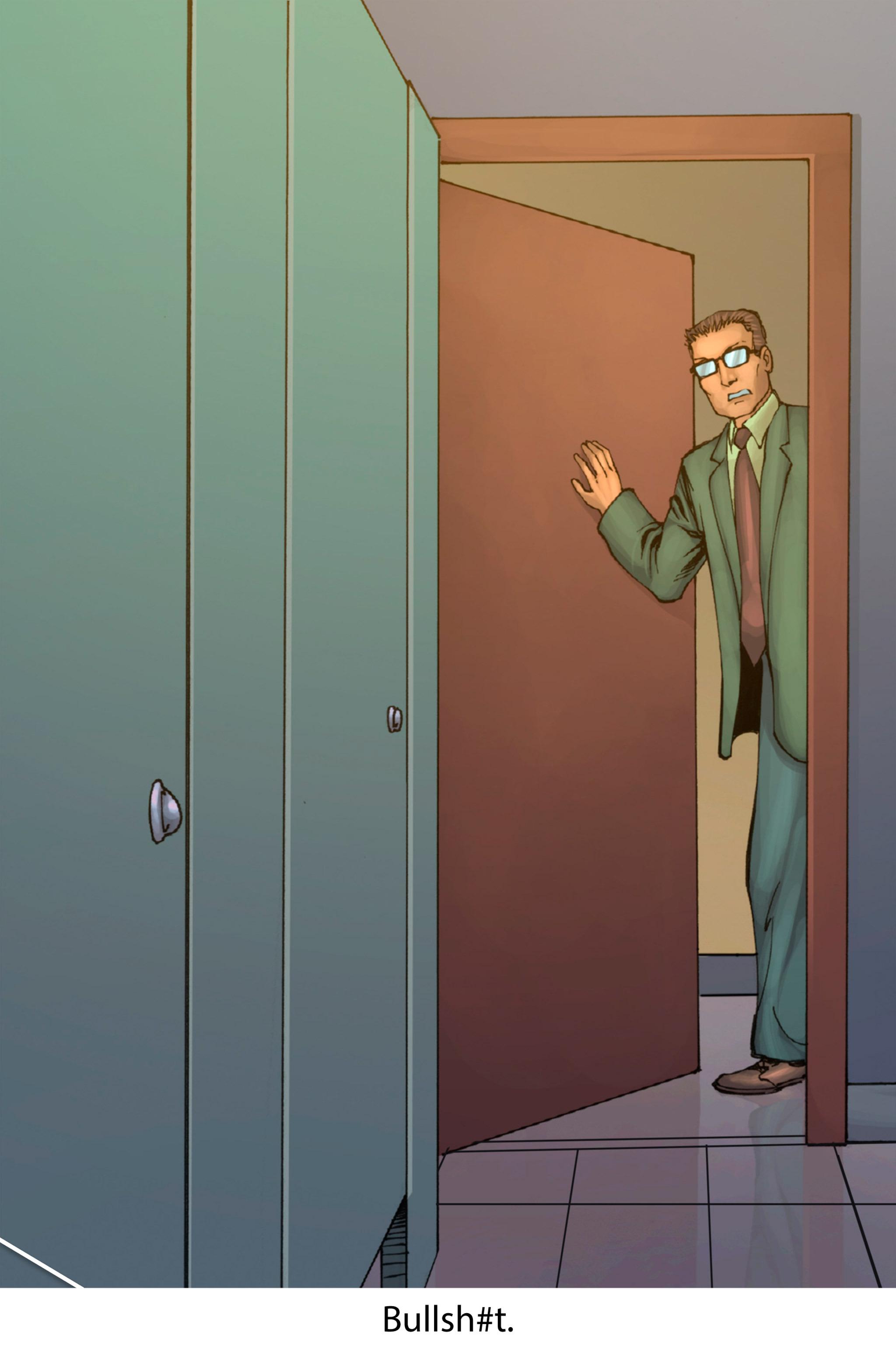 Read online Z-Men comic -  Issue #1 - 75