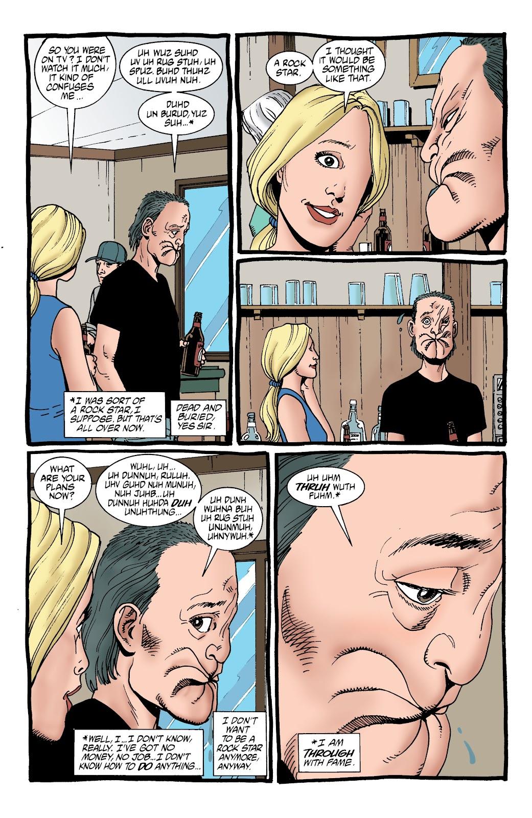 Preacher Issue #62 #71 - English 12